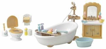 Игровой набор Sylvanian Families Мебель для ванной комнаты 5286