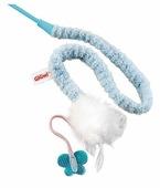 Дразнилка для кошек GiGwi Cat Toys на стеке с пером (75112)