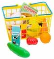 Набор продуктов с посудой Orion Toys Фрукты и овощи в корзинке 379в5