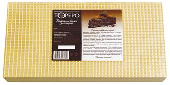 Коржи для торта TORERO вафельные