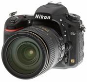 Фотоаппарат Nikon D750 Kit