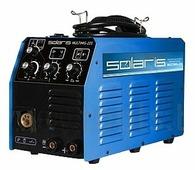 Сварочный аппарат Solaris MULTIMIG-220 (TIG, MIG/MAG, MMA)