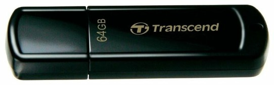 Флешка Transcend JetFlash 350 64Gb