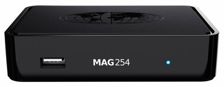 Медиаплеер MAG 254