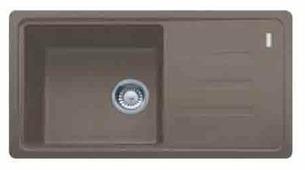 Врезная кухонная мойка FRANKE BSG 611-78 78х43.5см искусственный гранит