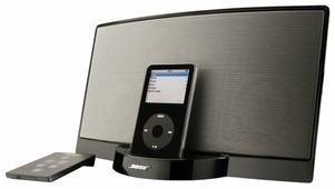 Портативная акустика Bose SoundDock