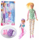 Кукла Defa Lucy Зимний спорт 29 см 8356
