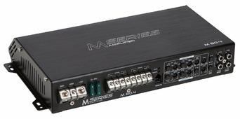 Автомобильный усилитель Audio System M 80.4