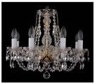 Bohemia Ivele Crystal 1406/8/160/Pa, E14, 320 Вт