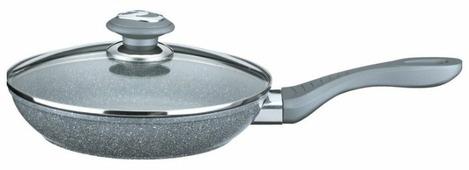 Сковорода Peterhof PH-15435-24 24 см с крышкой