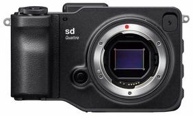 Фотоаппарат Sigma sd Quattro Body