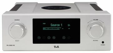 Интегральный усилитель T+A PA 3000 HV