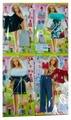 Евгения Комплект одежды для кукол 30 см 0065, в ассортименте