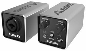 Внешняя звуковая карта Alesis Core 1