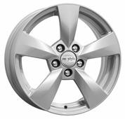 Колесный диск K&K КС700 6x15/5x100 D57.1 ET43 сильвер