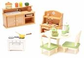 Игровой набор Sylvanian Families Кухня в коттедже 2951