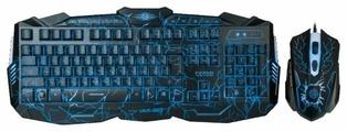 Клавиатура и мышь MARVO VAR-363 Black USB