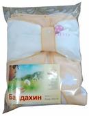 Балдахин на кроватку БАЮ-БАЙ Дружба красный (Б10-Д1)