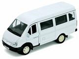 Микроавтобус Welly ГАЗель пассажирская (42387A)