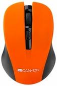 Мышь Canyon CNE-CMSW1O Orange USB