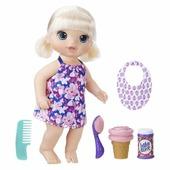 Кукла Hasbro Baby Alive Малышка с мороженым, 31 см, C1090