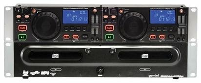 DJ CD-проигрыватель Gemini CDX-2410