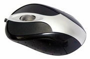 Мышь D-computer MO-136 Black-Silver PS/2