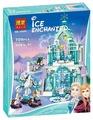 Конструктор BELA (Lari) Ice Enchanted 10664 Волшебный ледяной замок Эльзы