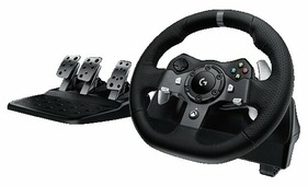 Руль Logitech G G920 Driving Force