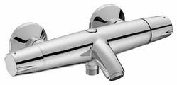 Смеситель для ванны с душем Jacob Delafon Elevation E18874 двухрычажный хром