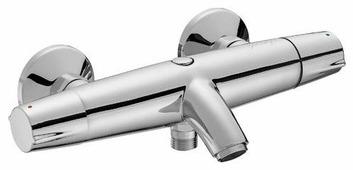 Двухрычажный смеситель для ванны с душем Jacob Delafon Elevation E18874