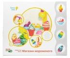Масса для лепки Genio Kids Магазин мороженого (TA1035)