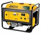 Бензиновый генератор RATO R5500 (5000 Вт)