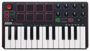 MIDI-клавиатура AKAI MPK Mini MKII
