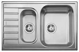 Врезная кухонная мойка Blanco Livit 6S Compact