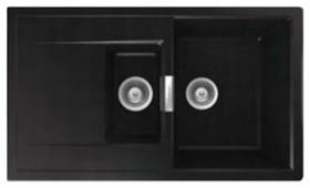 Врезная кухонная мойка Schock Eton 60D