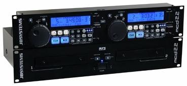 DJ CD-проигрыватель JB-Systems MCD2.2