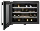 Встраиваемый винный шкаф AEG SWS 74500 G0
