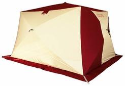 Палатка СНЕГИРЬ Зимняя Палатка 4Т long
