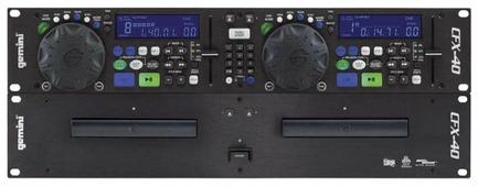 DJ CD-проигрыватель Gemini CFX-40