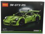 Конструктор Jisi bricks (Decool) Technic 3368C Porsche 911 GT3 RS