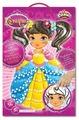Пластилин Далис раскраска Кукла Наташа (МС-210)