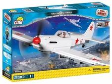 Конструктор Cobi Small Army World War II 5524 Советский истребитель Як-1