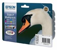 Набор картриджей Epson C13T08174A10/C13T11174A10