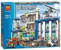 Конструктор BELA Urban 10424 Полицейский участок
