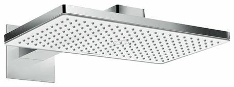 Верхний душ встраиваемый hansgrohe Rainmaker Select 460 1jet 24003400 комбинированное