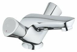 Смеситель для раковины (умывальника) Grohe Costa S 21255001 двухрычажный хром