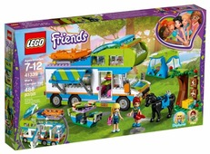 Конструктор LEGO Friends 41339 Фургон Мии