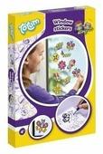 Набор для творчества Totum Window stickers 020931 6 цв.