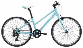 Подростковый городской велосипед Liv Alight 24 (2017)